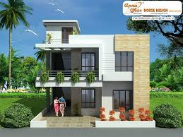 Home Design Plan View Modern Duplex House Design Like Share Comment Click This Link