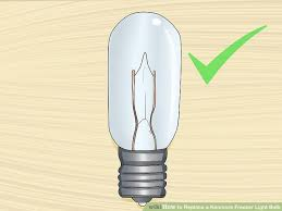 kenmore microwave light bulb how to replace a kenmore freezer light bulb 15 steps