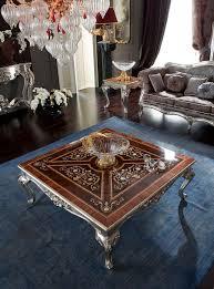 Italian Classic Furniture Living Room by Marble Casanova Modenese Gastone Luxury Classic Furniture Italian