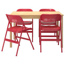 Red Dining Room Sets 4 Seater Dining Table U0026 Chairs Ikea