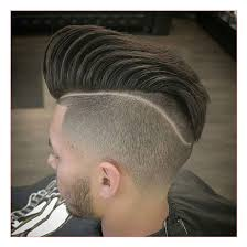 names of men haircuts or disconnected undercut pompadour tram line