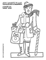 jolly christmas coloring pages christmas day free holiday