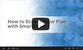 Free Software To Draw Floor Plans by How To Draw A Floor Plan With Smartdraw
