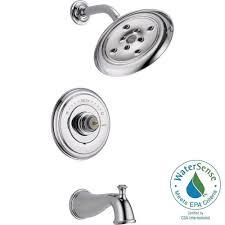 delta vero tempassure 17t series 1 handle shower faucet trim kit