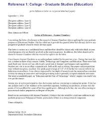 college recommendation letters college recommendation letter top