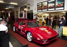 first ferrari pablo clark held the first ever ferrari auction in south africa