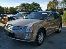 2008 cadillac srx for sale salvage title 2008 cadillac srx 4dr spor 3 6l 6 for sale in