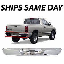 2003 dodge ram 1500 rear bumper car truck exterior parts for dodge ram 3 ebay