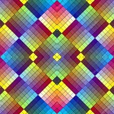 art deco mosaic tile in retro style u2014 stock photo sangoiri 9520602