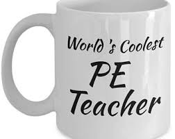 gym teacher etsy