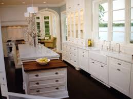 long narrow kitchen island elegant sideboard turned kitchen