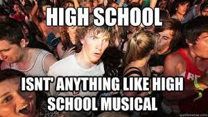 Meme High School - high school funny school meme