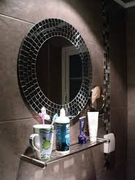 Bathroom Mirror Decor Decorative Mirrors For Bathrooms Interior - Home decorative mirrors