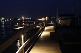Bench Lighting Deck U0026 Dock Lighting Midwest Lightscapes Outdoor U0026 Landscape