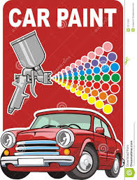Car Paint by Car Paint Royalty Free Stock Photography Image 18117047