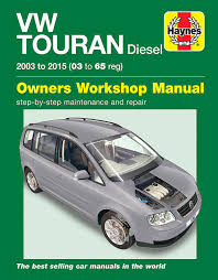 haynes 6367 manual vw volkswagen touran diesel 2003 2015 03