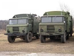 gaz 66 military technics gaz66