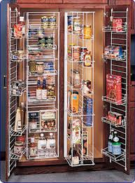 furniture amazing pantry ideas with chrome spice racks plus