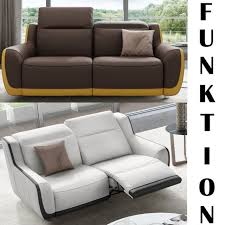 sofa garnitur sofas mit funktion collection on ebay