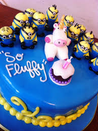 How To Make Despicable Me Birthday Cake U2014 Wow Pictures