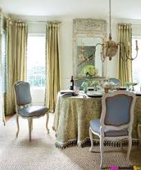pink dining room a little bit of this drapes a bit more mellow