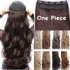 4 Piece Clip In Hair Extensions by Wholesale 5 Clips Black Hair Curly Clip On In Hair Extensions