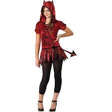 Cheap Tween Halloween Costumes Devil Easy Wear Halloween Costume Affordable Cheap