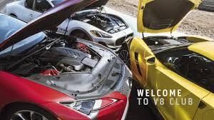 listen to the v8 howl v8 club lexus lc500 vs granturismo vs corvette top gear
