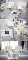 White And Silver New Years Eve Decorations by 22 Best Silver Wedding Images On Pinterest Marriage Centerpiece