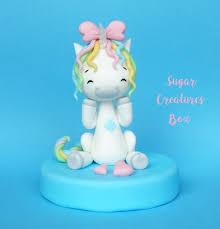 unicorn cake topper unicorn cake topper cakecentral