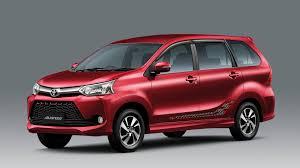toyota company latest models toyota malaysia avanza