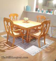 How To Put A Box Together Ateam Apartment Reveal Dining Room And Den