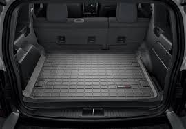 weathertech 40104 cargo liner in black for 94 02 jeep cherokee
