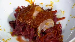 recipe learn to make the chew chef michael symon s smoky turkey