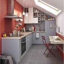cuisines delinia meuble de cuisine gris delinia délice leroy merlin la cuisine