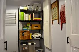 Laundry Room Storage by Laundry Room Reveal The Diy Bungalow