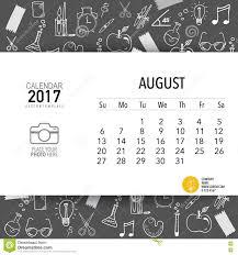 monthly calendar planner template 2017 calendar planner vector design monthly calendar template 2017 august calendar monthly planner template