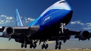 the boeing 747 experience the drive