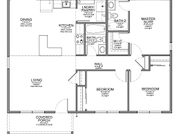 Unique Small Home Floor Plans by Download 3 Bedroom Floor Plans Buybrinkhomes Com