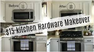 how to paint kitchen knobs how to update spray paint kitchen hardware for 15 stainless steel to black