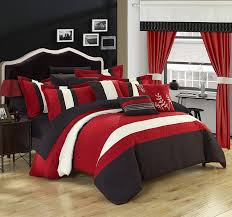 decoration purple and green bedding cheap comforter sets full red