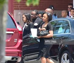 Whitney Houston Daughter Found In Bathtub Bobbi Kristina Brown Funeral Photos And Images Getty Images