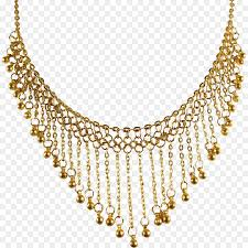 earring chain necklace images Earring necklace jewellery gold chain necklace png download jpg
