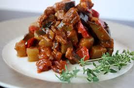 cuisine ratatouille ratatouille veg