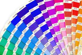 Pantone Colors by Branding Raleigh Nc