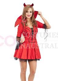 halloween devil fancy dress costume
