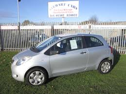toyota ww second hand toyota yaris 1 0 vvt i t2 3dr for sale in doncaster