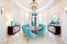 Teal Dining Room Chairs Turquoise Dining Chair Chatel Co