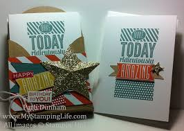 my stamping life amazing birthday card project