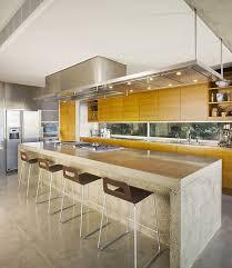 comptoir cuisine montreal cuisine moderne comptoir beton montreal guide condo